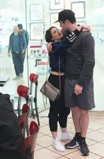 DANIELLE CAMPBELL and Colin Woodell at Mauro