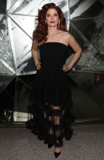 DEBRA MESSING at Christian Siriano Fashion Show at NYFW in New York 02/09/2019