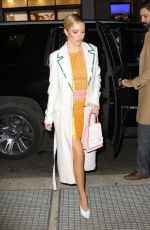 DELILAH HAMLIN Arrives at Michael Kors Immersive Experience in New York 02/05/2019