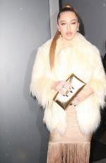 DELILAH HAMLIN at Stuart Weitzman Party at New york Fashion Show 02/12/2019