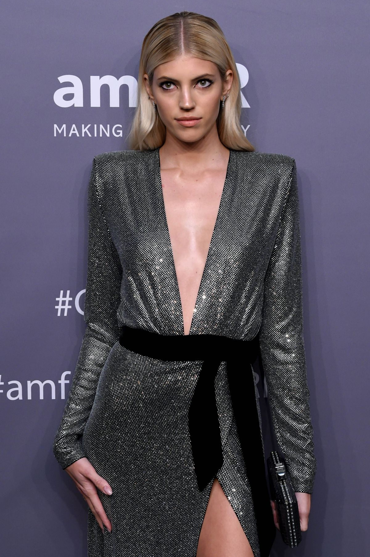 Devon Windsor At Amfar New York Gala 2019 02 06 2019