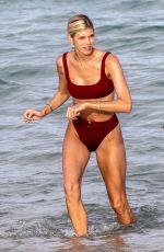DEVON WINDSOR in Bikini at a Beach in Miami 02/23/2019