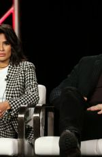 DIANE GUERRERO at 2019 Winter TCA Tour in Pasadena 02/09/2019