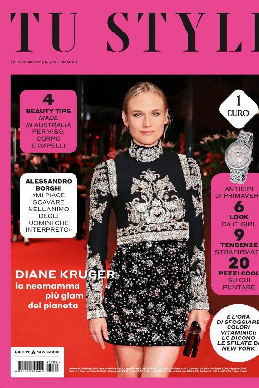 Tustyle Magazine November 2015 Issue: DIANE KRUGER An Tu Style Magazine, February 2019