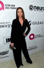 DIANE LANE at Elton John Aids Foundation Oscar Party in Hollywood 02/24/2019
