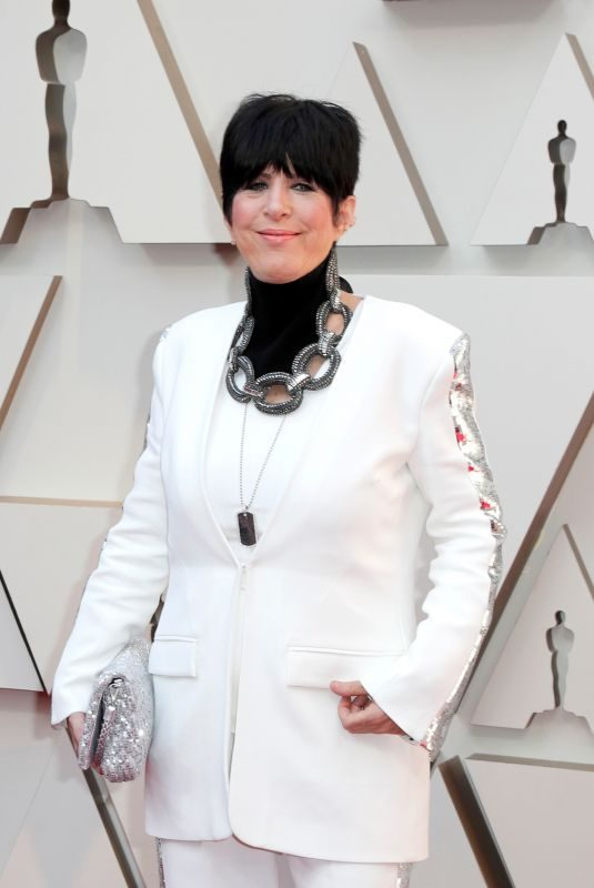 DIANE WARREN at Oscars 2019 in Los Angeles 02/24/2019