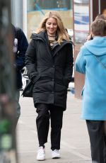 DIANNA AGRON Out and About in New York 02/07/2019