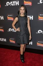 DILSHAD VADSARIA at The Oath, Season 2 Exclusive Screening in Los Angeles 02/20/2019