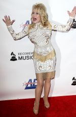 DOLLY PARTON at Musicares Person of the Year Honoring Dolly Parton in Los Angeles 02/08/2019