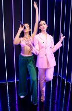 DUA LIPA Unveils Waxwork at Madame Tussauds in London 02/15/2019