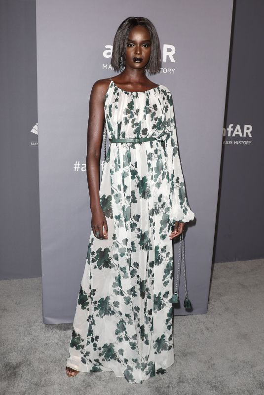 DUCKIE THOT at Amfar New York Gala 2019 02/06/2019