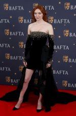 ELEANOR TOMLINSON at Bafta Film Gala in London 02/08/2019