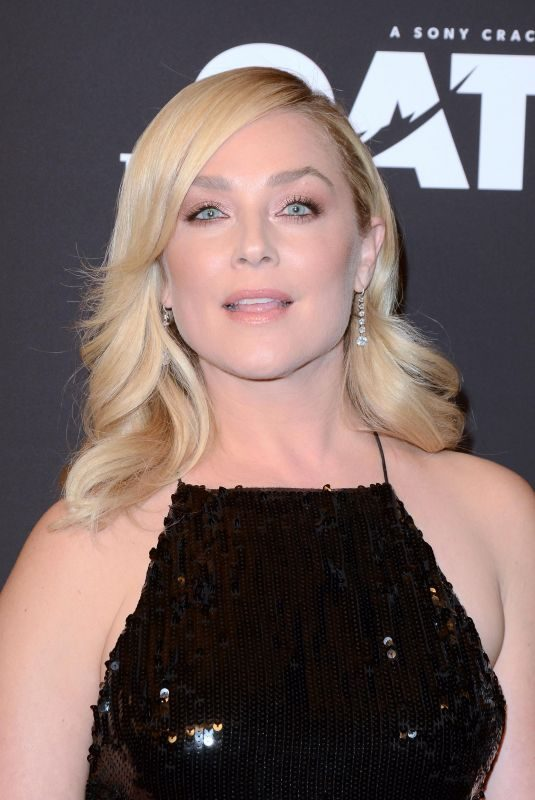 ELISABETH ROHM at The Oath, Season 2 Exclusive Screening in Los Angeles 02/20/2019