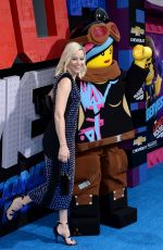 ELIZABETH BANKS at The Lego Movie 2: The Second Part Premiere in Westwood 02/02/2019