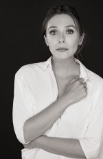 ELIZABETH OLSEN for Off Camera, September 2018