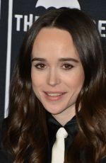 ELLEN PAGE at The Umbrella Academy Premiere in Hollywood 02/12/2019