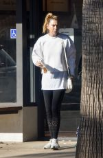 ELLEN POMPEO Out and About in Studio City 02/05/2019
