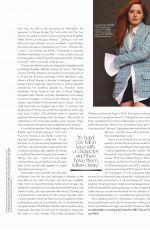 ELLIE BAMBER in Elle Magazine, Australia March 2019