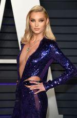 ELSA HOSK at Vanity Fair Oscar Party in Beverly Hills 02/24/2019