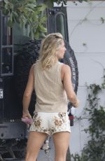 ELSA PATAKY Out Shopping in Byron Bay 02/06/2019