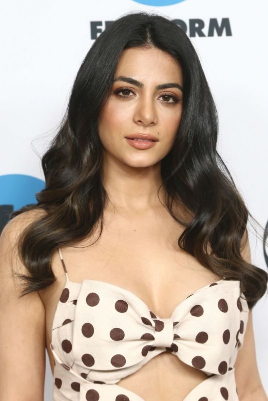 EMERAUDE TOUBIA at 2019 TCA Winter Press Tour in PAsadena 02/05/2019