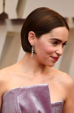 EMILIA CLARKE at Oscars 2019 in Los Angeles 02/24/2019