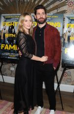 EMILY BLUNT at Fighting with My Family Special Screening in New York 02/11/2019