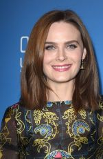 EMILY DESCHANEL at Sony Pictures Oscar Nominees Gala Dinner in Los Angeles 02/23/2019