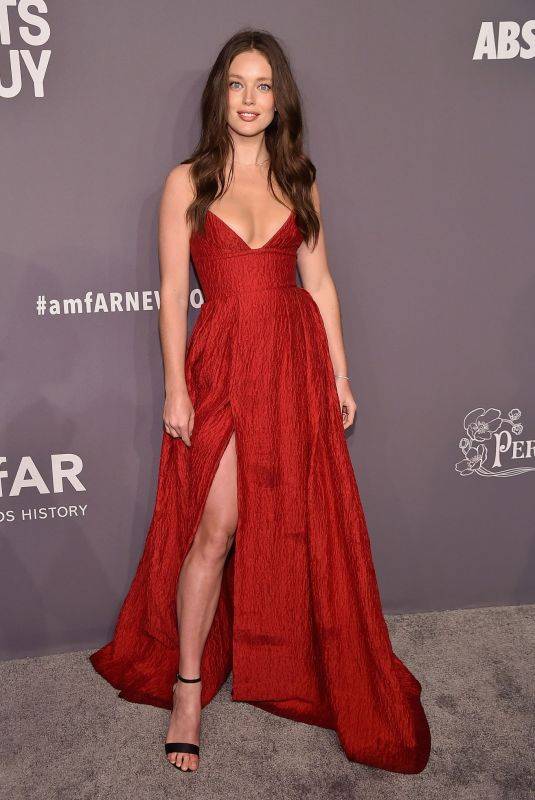 EMILY DIDONATO at Amfar New York Gala 2019 02/06/2019