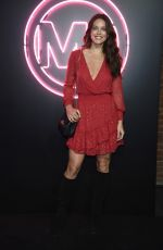 EMILY DIDONATO at Jump into Spring: Michael Kors Spring 2019 Launch Party in New York 02/05/2019