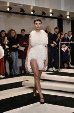 EMILY RATAJKOWSKI at Tomo Koizumi Runway Show at New York Fashion Week 02/08/2019