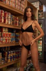 EMILY RATAJKOWSKI for Inamorata Body Collection, February 2019