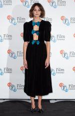 EMMA APPLETON at Traitors Screening in London 02/07/2019