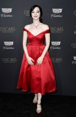 EMMA DUMONT at Cadillac Celebrates 91st Oscars in Los Angeles 02/21/2019