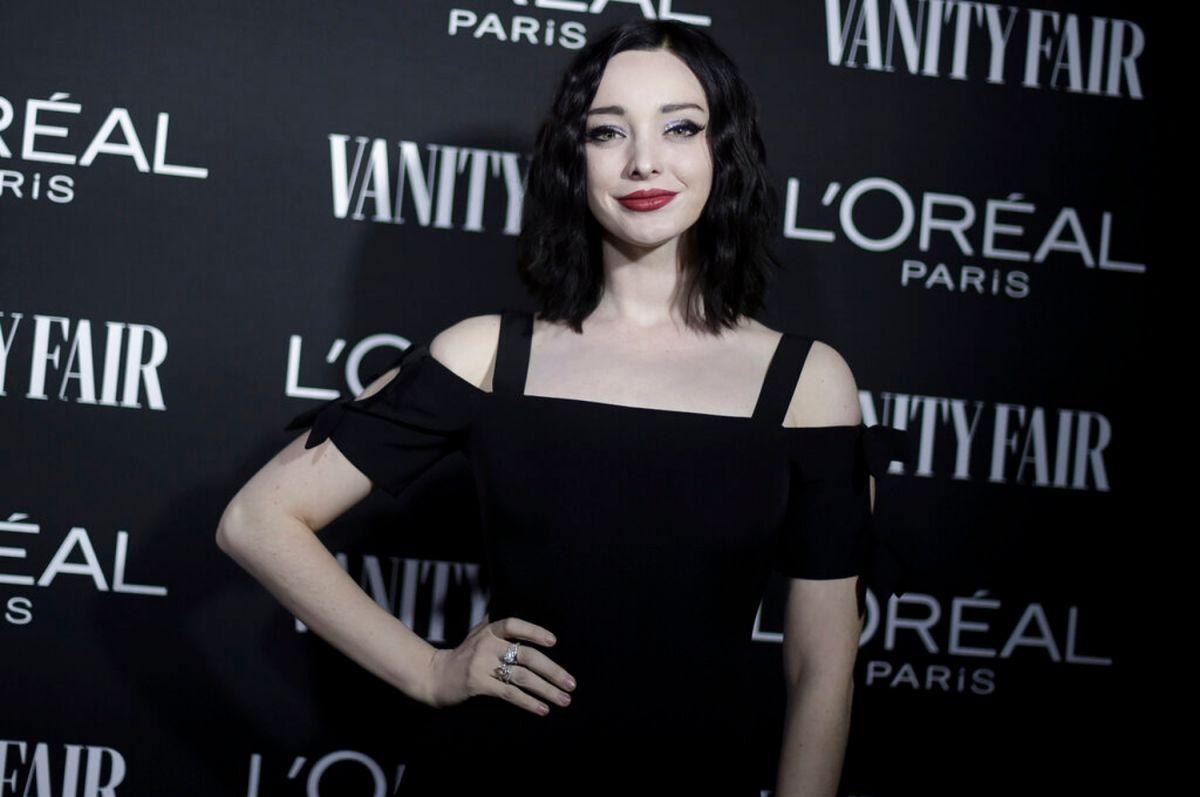 EMMA DUMONT at Vanity Fair & L'Oreal Paris Celebrate New Hollywood in Los Angeles 02/19/2019