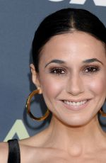 EMMANUELLE CHRIQUI at Fox Winter TCA Tour in Los Angeles 02/06/2019