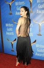 EMMANUELLE VAUGIER at Writers Guild Awards in Los Angles 02/17/2019