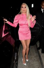 ERIKA JAYNE Arrives at The Real Housewives of Beverly Hills in West Hollywood 02/12/2019