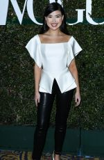 ERIKA THAM at Teen Vogue Young Hollywood Party in Los Angeles 02/15/2019