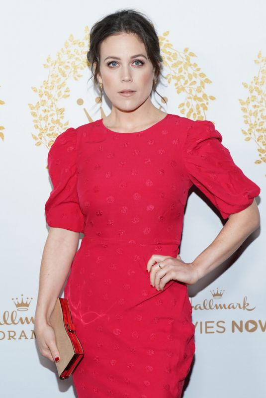 ERIN KRAKOW at 2019 Hallmark Channel Winter TCA Press Tour 02/09/2019