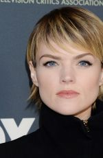 ERIN RICHARDS at Fox Winter TCA Tour in Los Angeles 02/06/2019