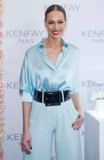 EVA GONZALEZ at Kenfay Cosmetics Launch at Club Alma in Madrid 02/05/2019