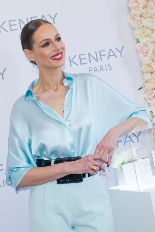 EVA GONZALEZ at Kenfay Cosmetics Launch at Club Alma in Madrid 02/05/2019