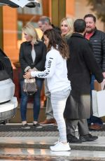 EVA LONGORIA Out and About in Beverly Hills 02/02/2019