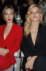 EVA RICCOBONO at Emporio Armani Show at Milan Fashion Week 02/21/2019