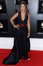 EVE at 61st Annual Grammy Awards in Los Angeles 02/10/2019