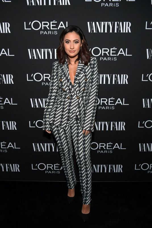 FRANCIA RAISA at Vanity Fair & L