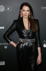 FREDERIQUE BELL at Globe of Crystal Photocall in Paris 02/04/2019