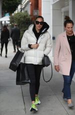 GAL GADOT at Mr. Chow in Beverly Hills 02/27/2019