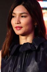 GEMMA CHAN at Captain Marvel Press Conference in Singapore 02/14/2019
